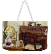 The Writing Room Weekender Tote Bag