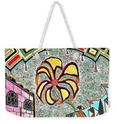 The Yard Weekender Tote Bag