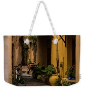 The Yellow Archway Weekender Tote Bag