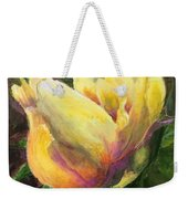 The Yellow One Weekender Tote Bag