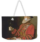 The Yeoman Of The Guard Weekender Tote Bag