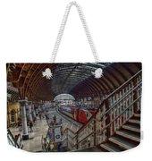 The York Train Station Weekender Tote Bag