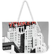 The Yorker Weekender Tote Bag