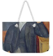 The Young Apprentice Weekender Tote Bag