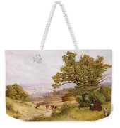 The Young Artist Weekender Tote Bag