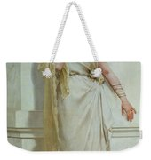 The Young Bride Weekender Tote Bag