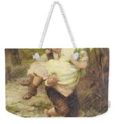 The Young Gallant Weekender Tote Bag
