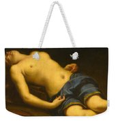 The Young Martyr Weekender Tote Bag