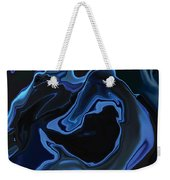 The Young Mermaid Weekender Tote Bag