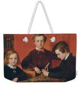 The Young Microscopists Weekender Tote Bag