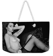 The Young Mistress Weekender Tote Bag