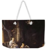 The Young Mother 1658 Weekender Tote Bag