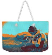 The Young Musician Weekender Tote Bag
