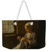 The Young Seamstress Weekender Tote Bag