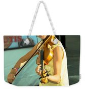 The Young Violinist  Weekender Tote Bag