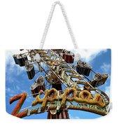 The Zipper Weekender Tote Bag