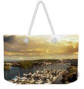 Thea Foss Waterway In Tacoma Washington Weekender Tote Bag