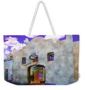 Theater Night Mesilla Weekender Tote Bag