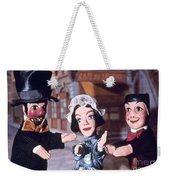 Theater: Puppet Characters Weekender Tote Bag