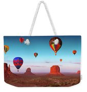 Their Dream Flight At Dream Place Weekender Tote Bag