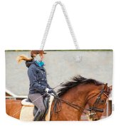 Their Manes Flying Weekender Tote Bag