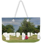 Their Wives Are With Them In Arlington Weekender Tote Bag