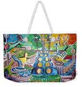 Thematic Colors Lure Weekender Tote Bag