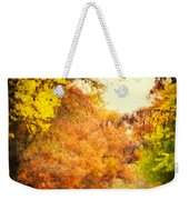 Then Autumn Arrives 06 Weekender Tote Bag