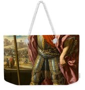 Theodoric King Of The Goths Weekender Tote Bag