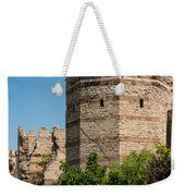 Theodosian Walls - View 3 Weekender Tote Bag