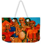 There Are Always Sunflowers For Those Waiting A New Life Weekender Tote Bag