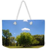 There Are Some Clouds Weekender Tote Bag