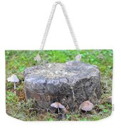 There Is A Fungus Among Us Weekender Tote Bag