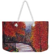 There Is Always A Bright Road Ahead Weekender Tote Bag