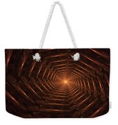 There Is Light At The End Of The Tunnel Weekender Tote Bag