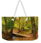 There Is Peace - Allaire State Park Weekender Tote Bag