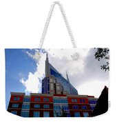 There Where Modern And Old Architecture Meet Weekender Tote Bag