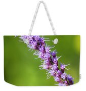 There You Are Blazing Star Weekender Tote Bag