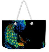 There's A Cosmic Light 2 Weekender Tote Bag