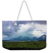 There's A Storm Coming... Weekender Tote Bag