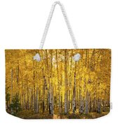 There's Gold In Them Woods  Weekender Tote Bag
