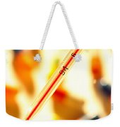 Thermometer Whigh Fever Weekender Tote Bag