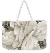 These Flowers Will Never Fade Weekender Tote Bag