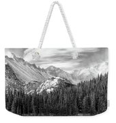 These Mountains Weekender Tote Bag