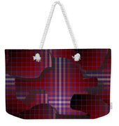 These Pieces Dont Fit Weekender Tote Bag