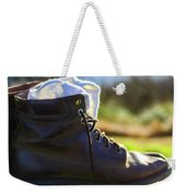 These Shoes Weekender Tote Bag