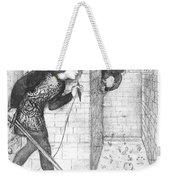 Theseus Weekender Tote Bag