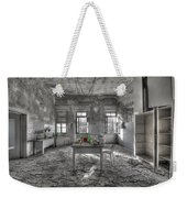 They Are All Gone - Se Ne Sono Andati Tutti Weekender Tote Bag by Enrico Pelos