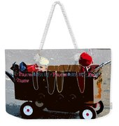 They Be Pirates Weekender Tote Bag