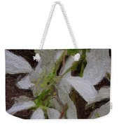 They Bloom They Dance Weekender Tote Bag